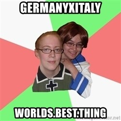 Hetalia Fans - germanyxitaly worlds.best.thing
