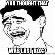 Yao Ming 5 - you thought that was last box?