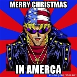 bandit keith - Merry CHRISTMAS In amerca