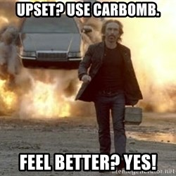 car explosion walk away - Upset? Use Carbomb. Feel better? yes!