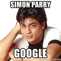 Shah Rukh Khan - SIMON PARRY  google