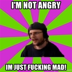 HephWins - I'm Not angry im just fucking mad!