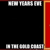 tui ad - new years eve in the gold coast
