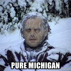 Frozen Jack -  Pure michigan
