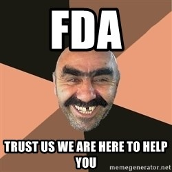 Provincial Man - fda trust us we are here to help you
