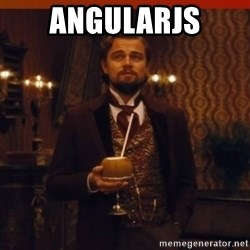 you had my curiosity dicaprio - AngularJS