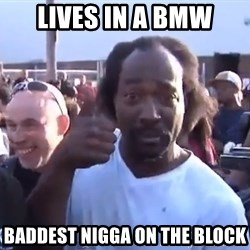 charles ramsey 3 - lives in a bmw baddest nigga on the block
