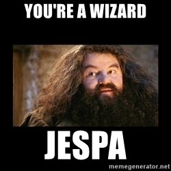 You're a Wizard Harry - yOU'RE A WIZARD JESPA