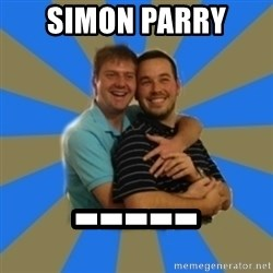 Stanimal - SIMON PARRY  -----