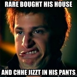 Jizzt in my pants - Rare bought his house and Chhe jizzt in his pants