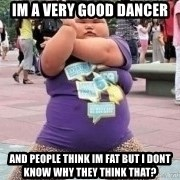 Fat Chinese kid dancing lol - Im a very good dancer And people think im fat but i dont know Why they think that?
