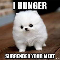 more meat for my duck - I hunger Surrender your meat