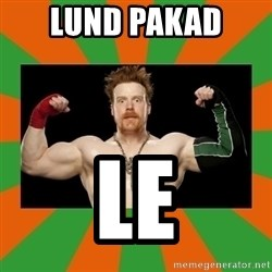 Horney Sheamus - lund pakad  le
