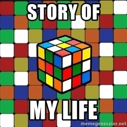 Typical_cuber_2 - Story of my life