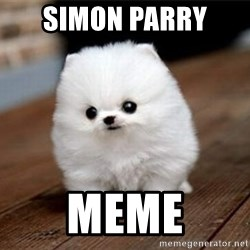 more meat for my duck - SIMON PARRY  meme