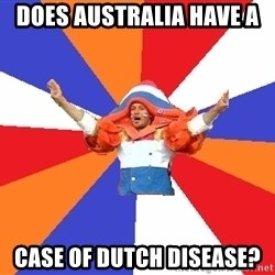dutchproblems.tumblr.com - does AUSTRALIA have a  case of dutch disease?