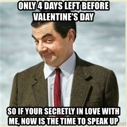 Mr. Bean Minerals - Only 4 days left before Valentine's Day So if your secretly in love with me, now is the time to speak up