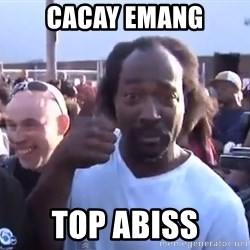 charles ramsey 3 - cacay emang top abiss