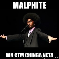 AFRO Knows - Malphite wn ctm chinga neta