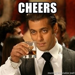 Salman Khan Blockbuster - Cheers