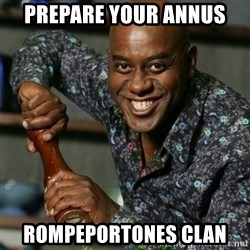 Ainsley Harriot - prepare your annus rompeportones clan