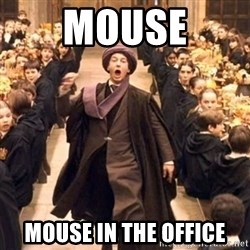 Troll In The Dungeon - MOUSE MOUSE IN THE OFFICE