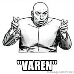"dr evil austin powers -  ""varen"""