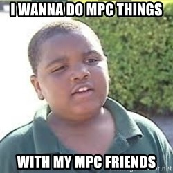 LATARIAN MILTON - I wanna do mpc things With my mpc friends