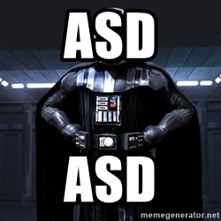 Bitch Darth Vader - asd asd