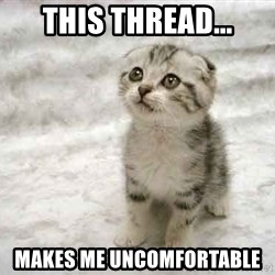 The Favre Kitten - this thread... makes me uncomfortable
