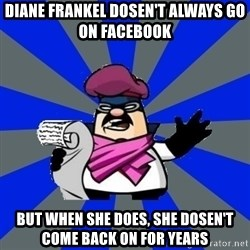 facebook.com/aweeonao calico electronico - diane frankel dosen't always go on facebook but when she does, she dosen't come back on for years