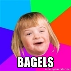 I can count to potato -  BAGELS