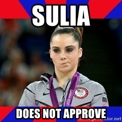 Mckayla Maroney Does Not Approve - Sulia does not approve