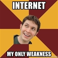 Tobuscus - INTERNET my only weakness