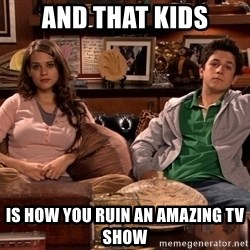 How i met your mother kids - AND THAT KIDS is how you ruin an amazing TV show