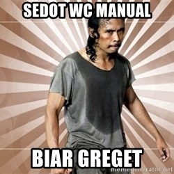 MadDog Indonesia - Sedot wc manual Biar Greget