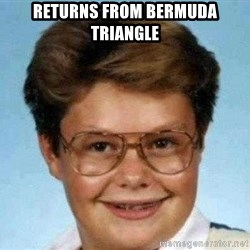 good luck larry hd - returns from Bermuda triangle