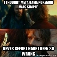 Never Have I Been So Wrong - I THOUGHT META GAME POKEMON WAS SIMPLE NEVER BEFORE HAVE I BEEN SO WRONG