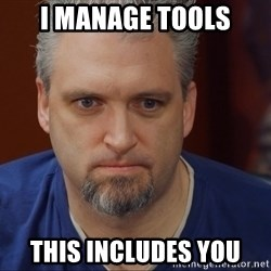 Intense Monte - I MANAGE TOOLS This includes you