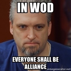 Intense Monte - In Wod everyone shall be alliance