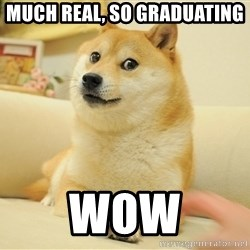 so doge - much real, so graduating  wow