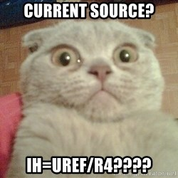 GEEZUS cat - current source? Iн=Uref/R4????