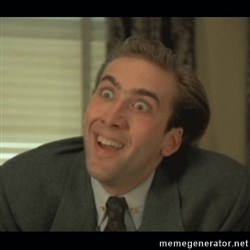 Nick Cage -