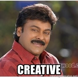 Typical Indian guy -  creative