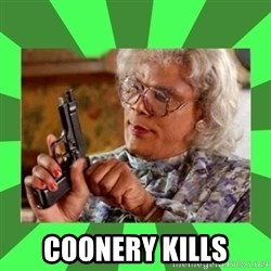 Madea -  coonery kills
