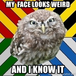 JEALOUS POTTEROMAN - My  Face Looks Weird And I Know It