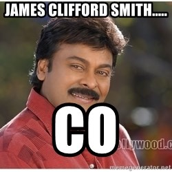 Typical Indian guy - james clifford smith..... co