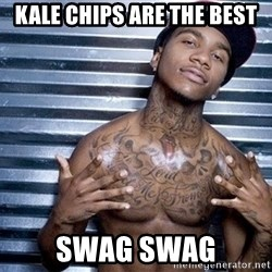 lil b - kale chips are the best swag swag