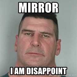 Son Am Disappoint - MIRROR i AM DISAPPOINT