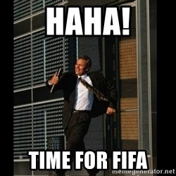 HAHA TIME FOR GUY - HAHA! TIME FOR FIFA